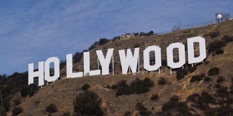 Gaming Club Casino: Le signe d'Hollywood